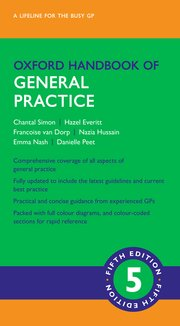 Cover for   Oxford Handbook of General Practice