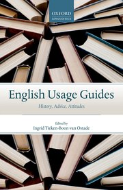 Cover for   English Usage Guides