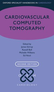 Cover for   Cardiovascular Computed Tomography