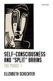 Cover for   Self-Consciousness and Split Brains