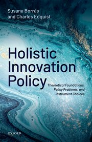 Cover for   Holistic Innovation Policy