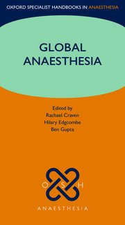 Cover for   Global Anaesthesia