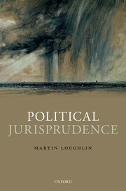 Cover for   Political Jurisprudence