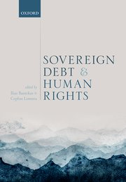 Cover for   Sovereign Debt and Human Rights
