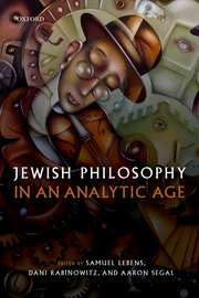Cover for   Jewish Philosophy in an Analytic Age