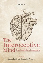 Cover for   The Interoceptive Mind