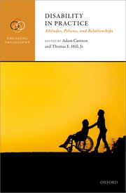 Cover for   Disability in Practice