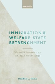 Cover for   Immigration and Welfare State Retrenchment