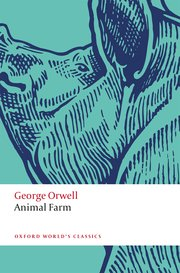 Cover for   Animal Farm