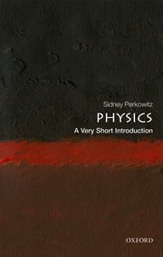 Cover for   Physics: A Very Short Introduction
