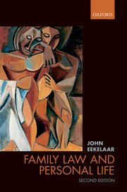 Cover for   Family Law and Personal Life