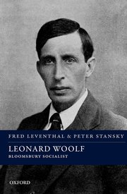 Cover for   Leonard Woolf