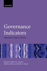 Cover for   Governance Indicators