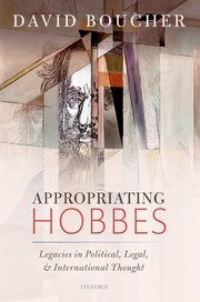 Cover for   Appropriating Hobbes