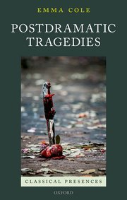 Cover for   Postdramatic Tragedies