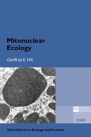 Cover for   Mitonuclear Ecology