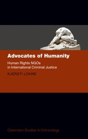 Cover for   Advocates of Humanity