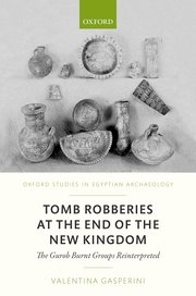 Cover for   Tomb Robberies at the End of the New Kingdom