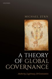 Cover for   A Theory of Global Governance
