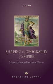 Cover for   Shaping the Geography of Empire