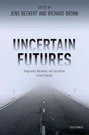 Cover for   Uncertain Futures