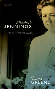 Cover for Elizabeth Jennings