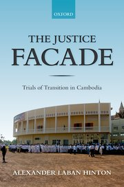 Cover for   The Justice Facade