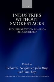 Cover for   Industries without Smokestacks