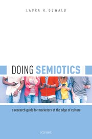 Cover for   Doing Semiotics