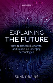 Cover for   Explaining the Future