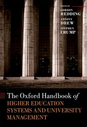 Cover for   The Oxford Handbook of Higher Education Systems and University Management