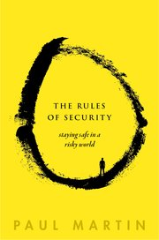 Cover for   The Rules of Security