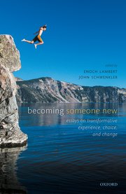 Cover for   Becoming Someone New