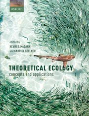 Cover for   Theoretical Ecology