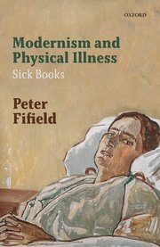 Cover for   Modernism and Physical Illness