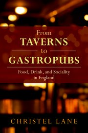 Cover for   From Taverns to Gastropubs