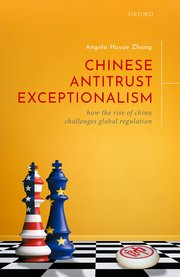 Cover for   Chinese Antitrust Exceptionalism