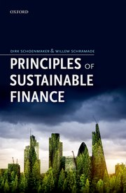 Cover for   Principles of Sustainable Finance