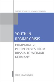 Cover for   Youth in Regime Crisis