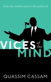 Cover for   Vices of the Mind