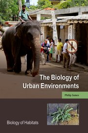 Cover for   The Biology of Urban Environments