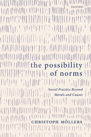 Cover for   The Possibility of Norms