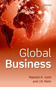 Cover for   Global Business