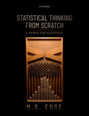 Cover for   Statistical Thinking from Scratch