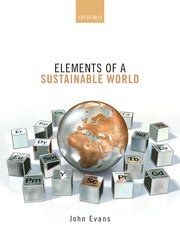 Cover for   Elements of a Sustainable World