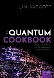 Cover for   The Quantum Cookbook