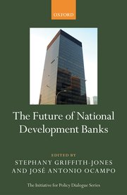 Cover for   The Future of National Development Banks