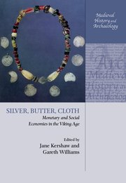 Cover for   Silver, Butter, Cloth