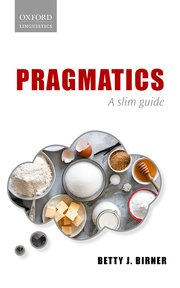 Cover for   Pragmatics