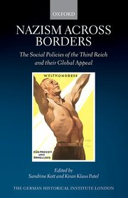 Cover for   Nazism across Borders